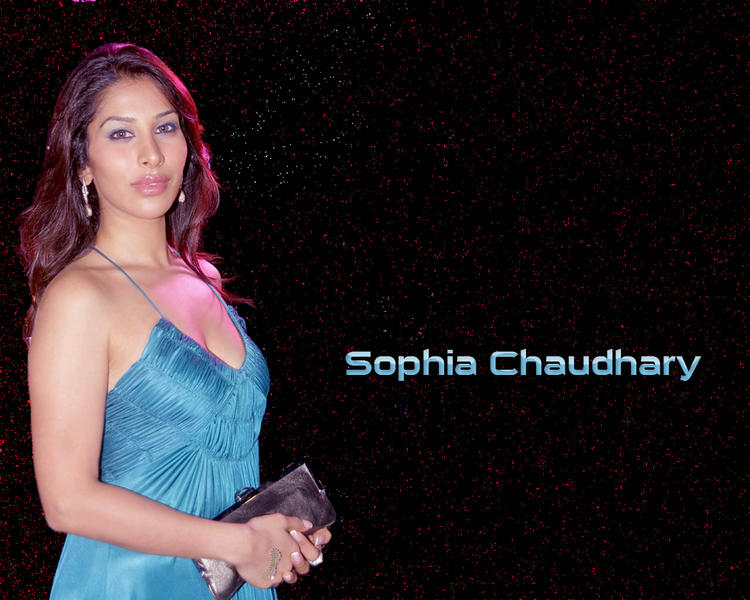 Sophia Chaudhary Simple Look Wallpaper