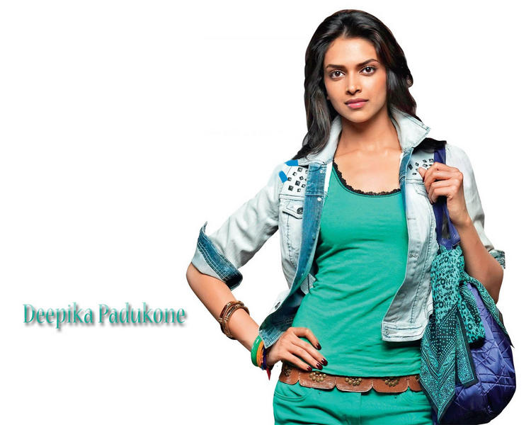 Hot Deepika Padukone Awesome Look Wallpaper