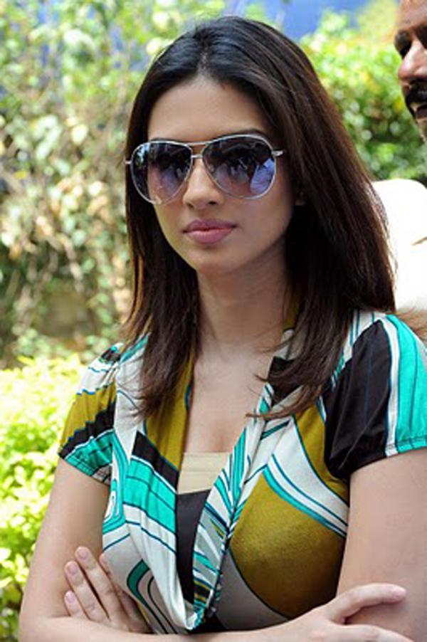 Indian Actress Gowri Pandit Still