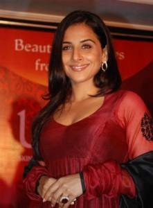 Vidya Balan Sweet Smile Beauty Still