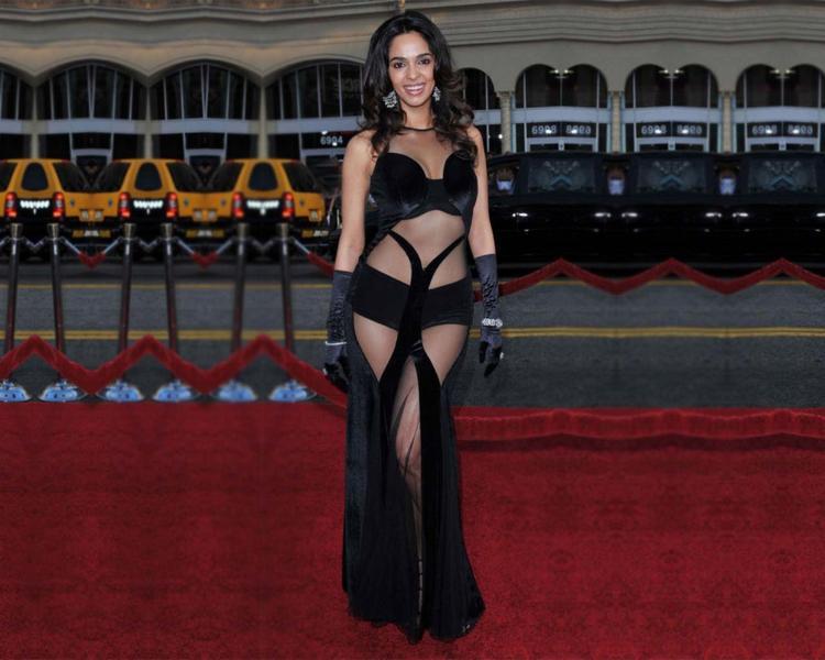 Mallika Sherawat Hot Dressing Still