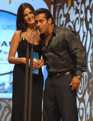 Salman Khan And Katrina Kaif Photo