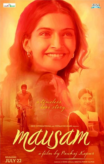 Shahid Kapoor Mausam Movie Wallpaper