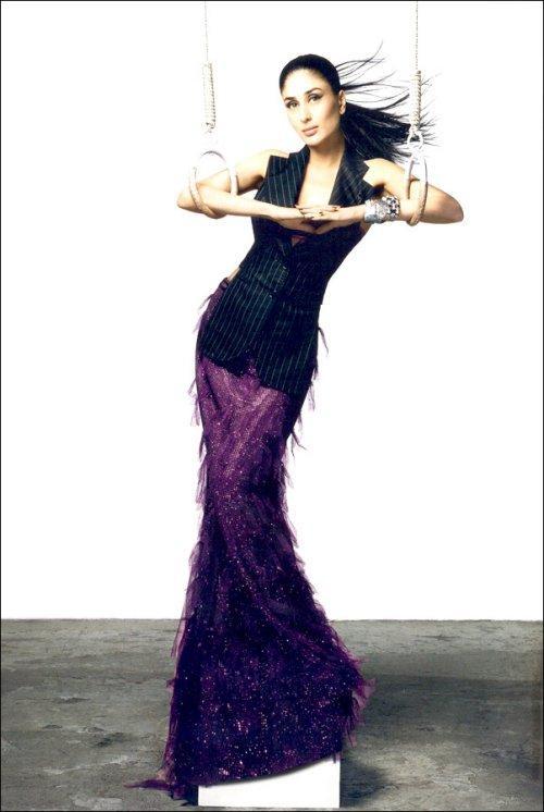 Kareena Kapoor Hot Stylist Photo Shoot
