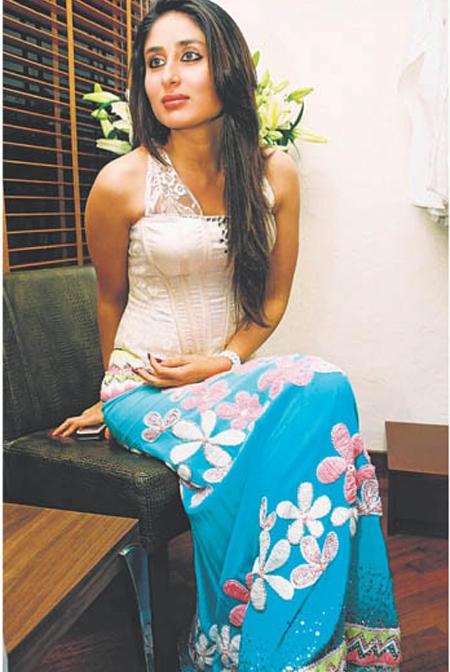 Kareena Kapoor On Love Scene Photo Shoot