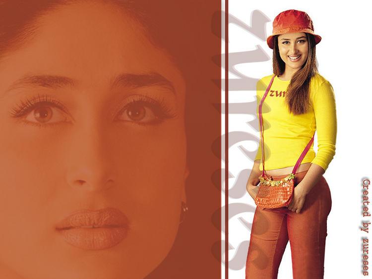 Lovely Kareena Kapoor Wallpaper