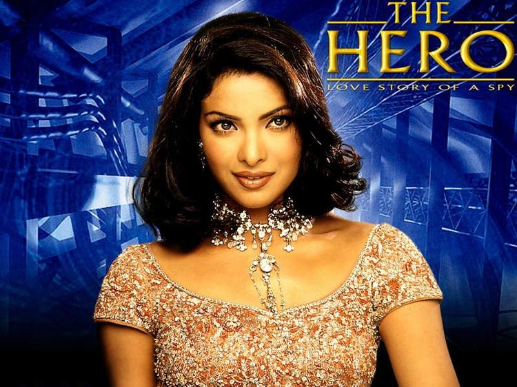Priyanka Chopra in The Hero