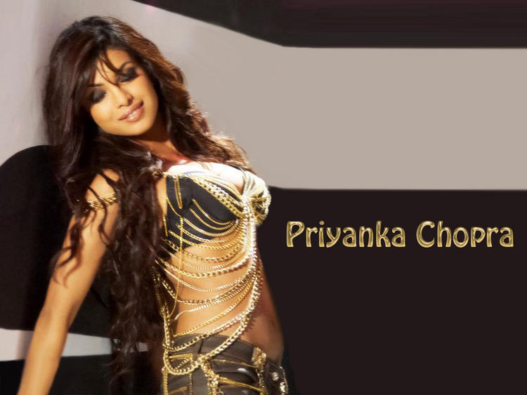 Priyanka Chopra Hot Sexy Wallpaper