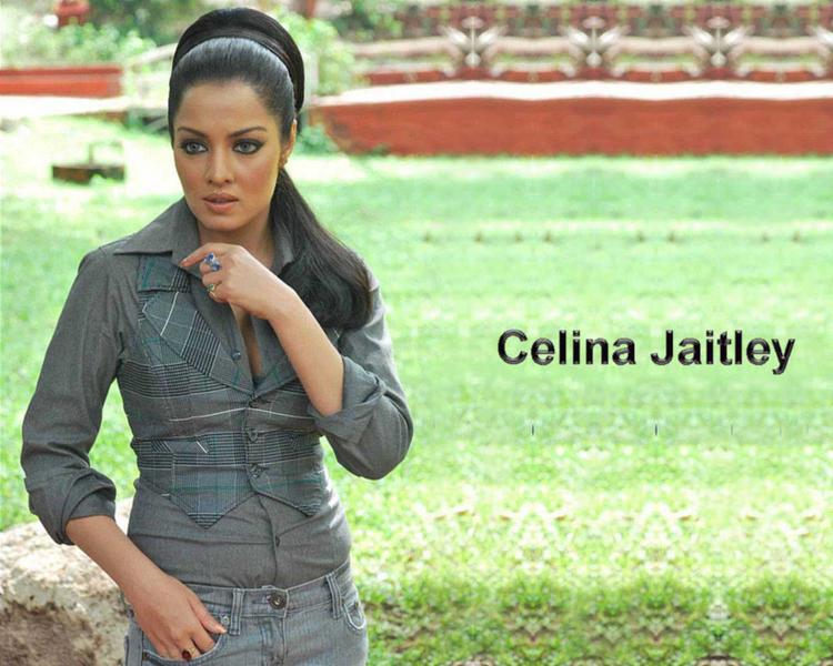 Celina Jaitley Simple Look Wallpaper