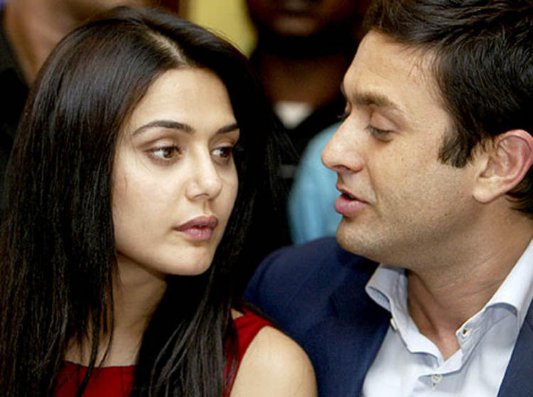 Preity Zinta and Ness Wadia Latest Pic