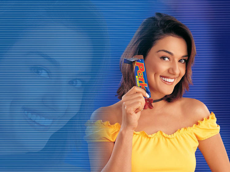 Preity Zinta Perk Movie Wallpaper
