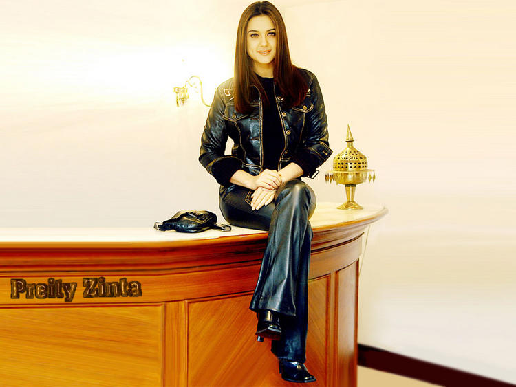Preity Zinta Stylist and Gorgeous Wallpaper