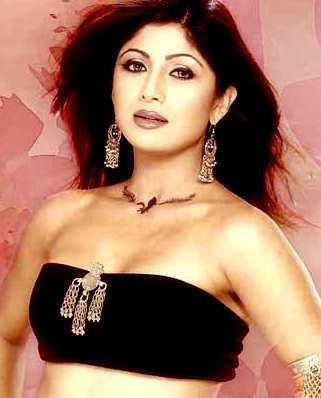 Sexy Shilpa Shetty Stunning Face Look Wallpaper