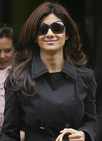 Shilpa Shetty Wearing Goggles Stylist Pics