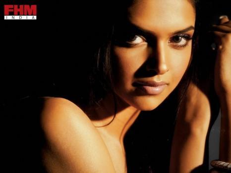 Deepika Padukone Hot FHM Photo Shoot