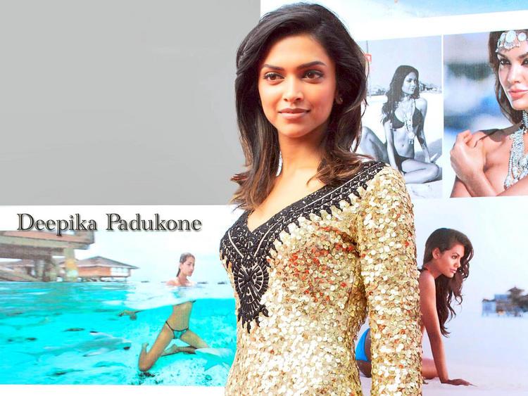 Deepika Padukone Hot Gorgeous Wallpaper