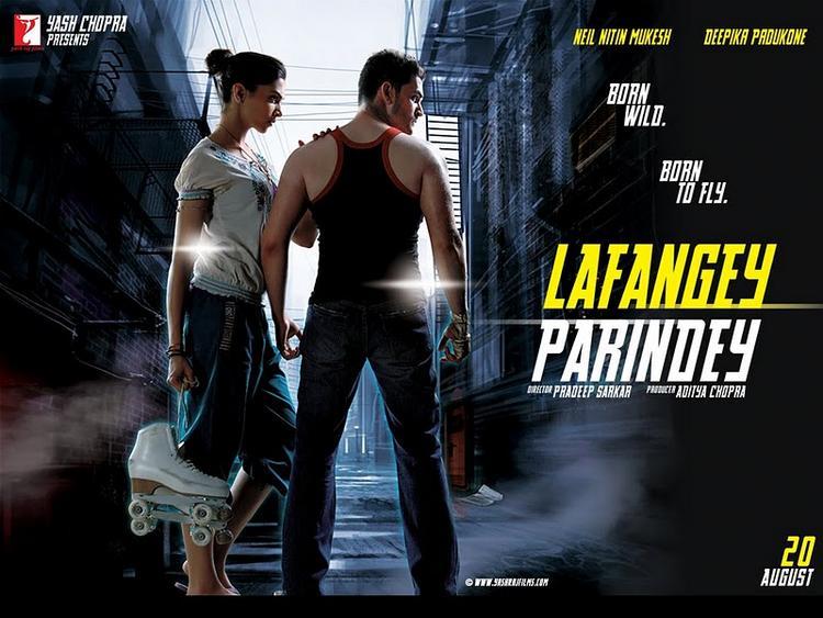 Lafangey Parindey Deepika Padukone First Look