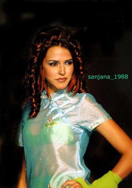 Neha Dhupia Gorgeous Look Photo