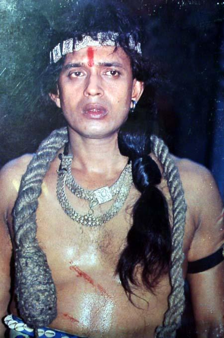 Mithun Chakraborty Amazing Photo