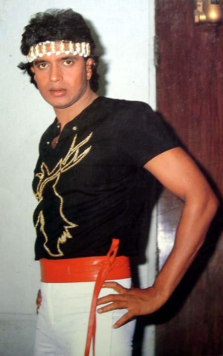 Mithun Chakraborty Simple And Cool Photo