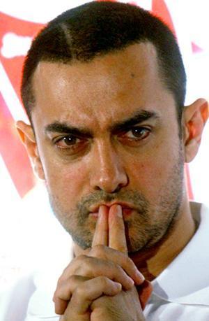 Aamir Khan New Hair Style Nice Pics