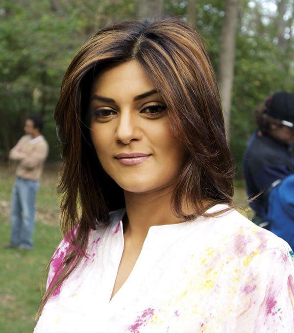 Sushmita Sen Sweet Face Look Still