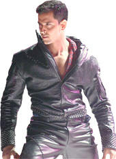 Hrithik Roshan Latest Stylist Pic In Dhoom 2