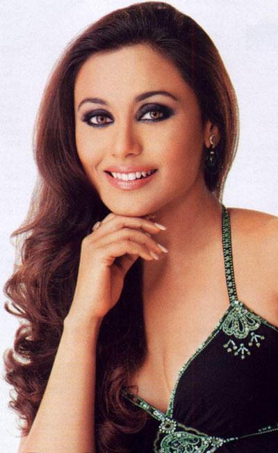 Rani Mukherjee Beautiful Smile Pic