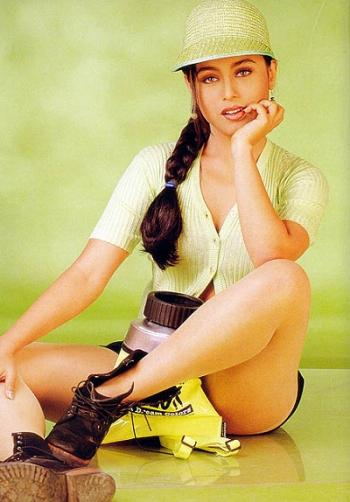 Rani Mukherjee Cute Look Still