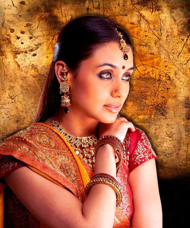 Rani Mukherjee Innocent Look Pic