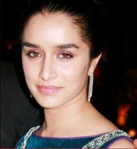 Shraddha Kapoor Close Up Pic