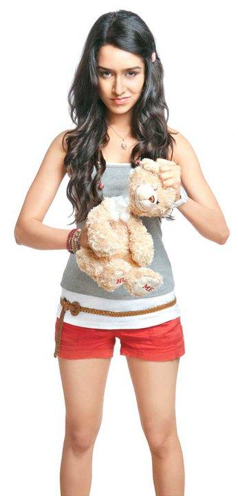 Shraddha Kapoor Cute Pic in Luv Ka The End