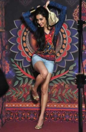 Shraddha Kapoor Cute Sexy Pose Photo Shoot