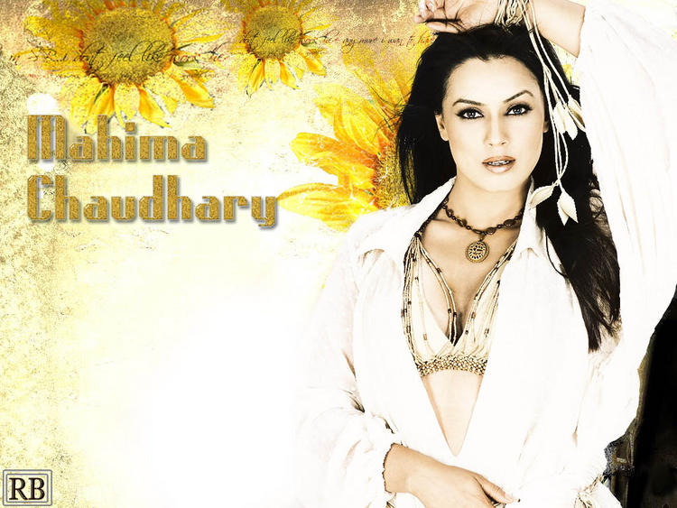 Mahima Chaudhary Hot Look Wallpaper