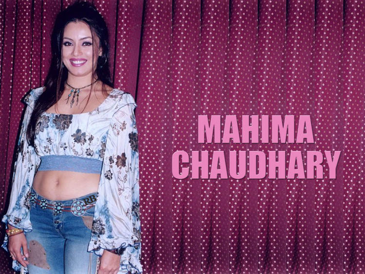 Mahima Chaudhary Sexy And Hot Wallpaper