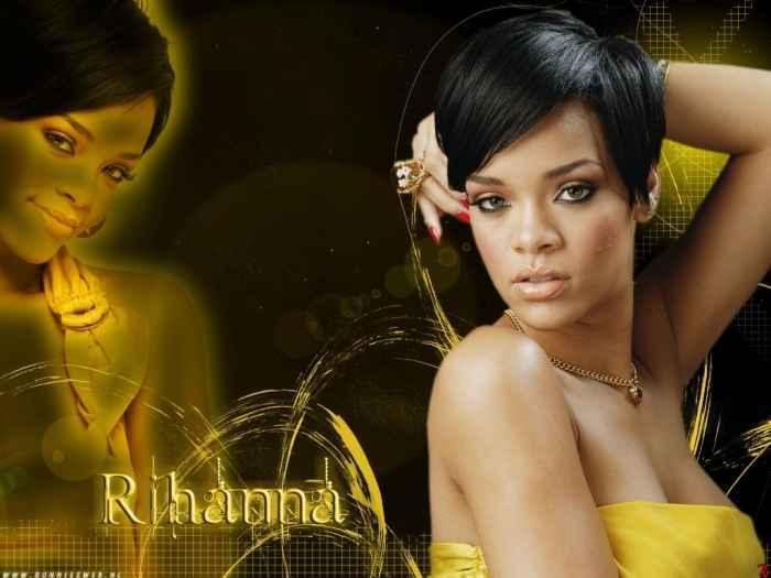Robyn Rihanna Fenty Spicy pics