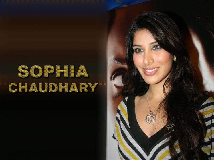 Beautiful Sophia Chaudhary Wallpaper