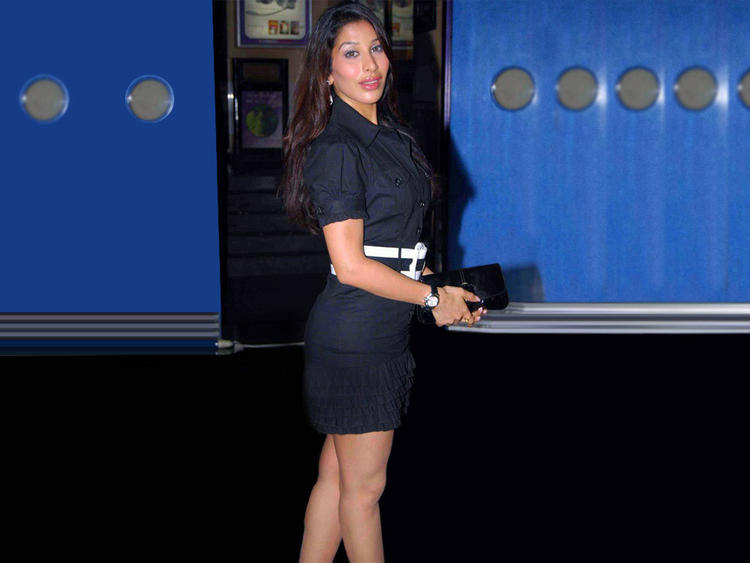 Sophia Chaudhary Hot Pose Photos Shoot