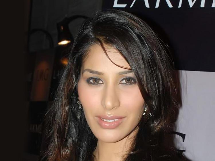 Sophia Chaudhary Romancing Face Look Still