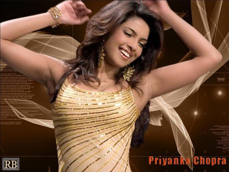Priyanka Chopra Sexy and Sweet Wallpaper
