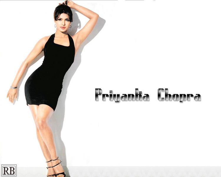Priyanka Chopra Showing Her Milky Things