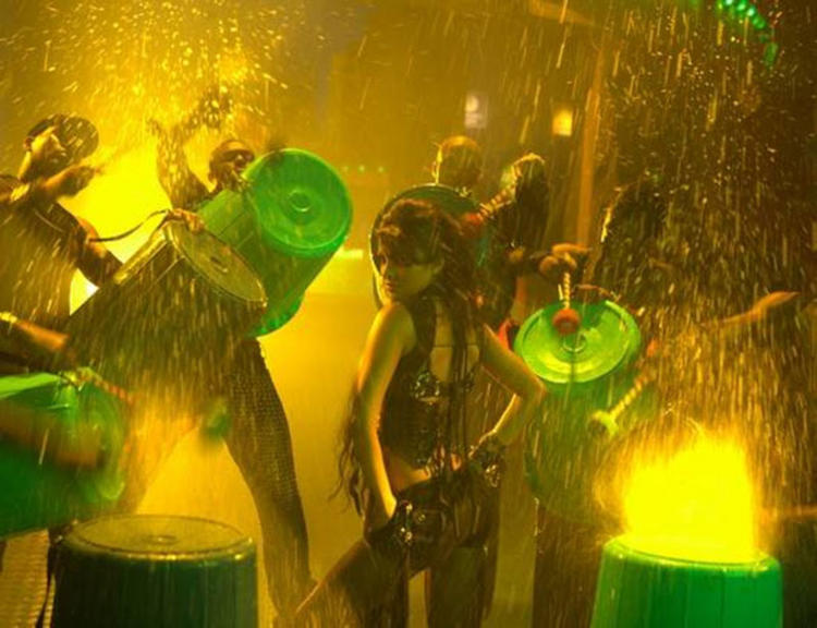 Priyanka Chopra Wet Swim Dance Still