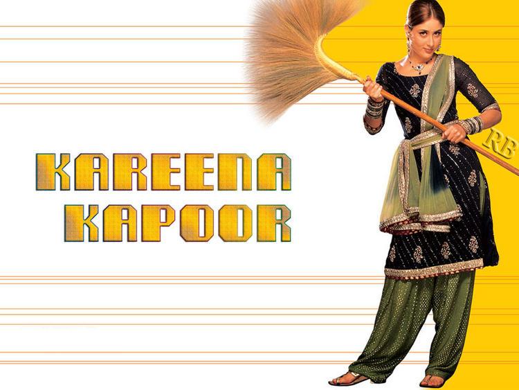Kareena Kapoor Cute Still In Salwar Kameez
