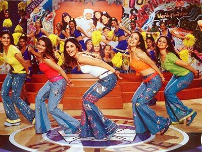 Kareena Kapoor Dance Still in Mein Prem Ki Deewani Hoon