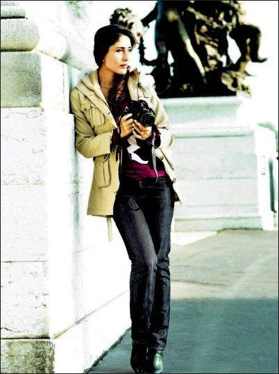 Stylist Kareena Kapoor Stunning Photo Shoot