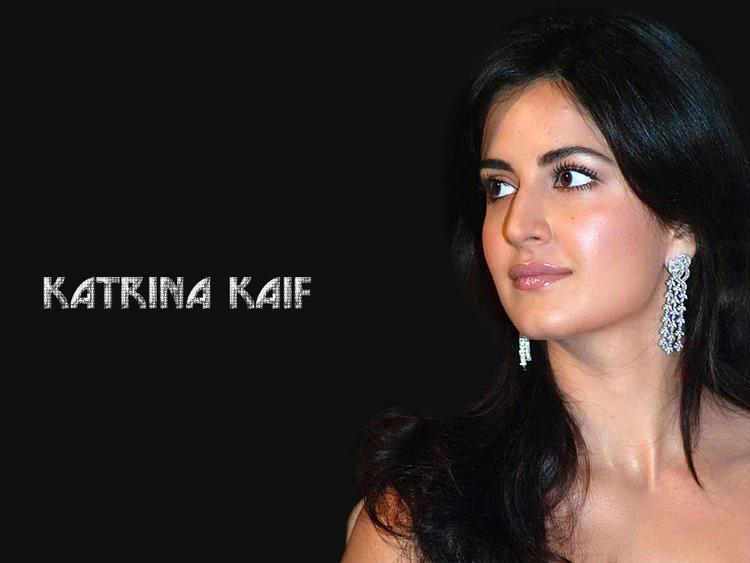 Katrina Kaif Side Face Gorgeous Wallpaper