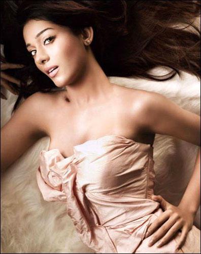 Amrita Rao Hot and Sexy Maxim Magazine Photo