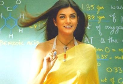 Sushmita Sen Hot Look In Main Hoon Na
