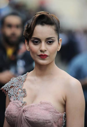 Kangana Ranaut Awesome Beauty Face Still