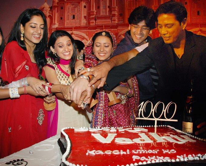 Balika Vadhu 1000 Episodes Bash at Mumbai